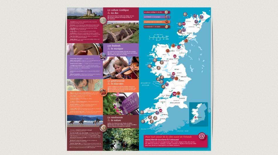 Office du Tourisme d'Irlande
