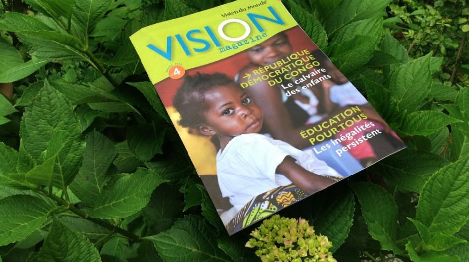 Vision Magazine n°4 est sorti