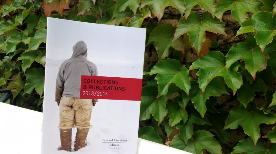 Collections et Publications / Edts Bernard Chauveau Paris