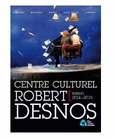 Nouvelle saison culturelle du Centre Robert-Desnos à Evry