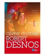 Centre culturel Robert-Desnos à Évry : nouvelle brochure 2015 !