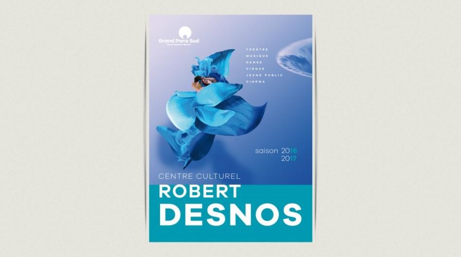 Nouvelle saison culturelle du Centre Robert-Desnos