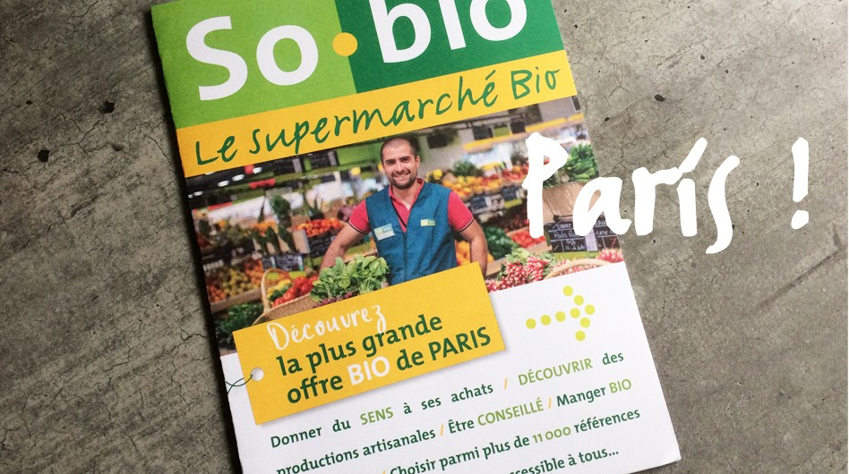 So.bio à Paris !